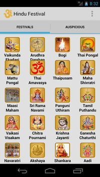 Hindu Festivals poster