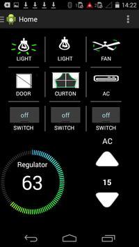 RDL Home automation apk screenshot
