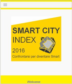 Smart City Index poster