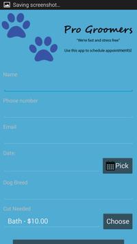 Groomer Demo apk screenshot