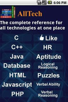 All Tech poster