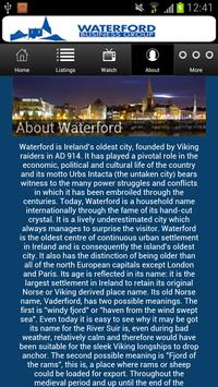 Waterford Business Group apk screenshot