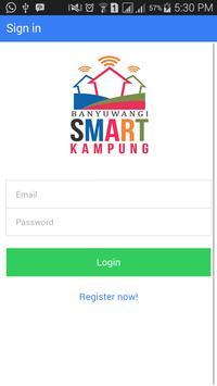 Smart Kampung poster
