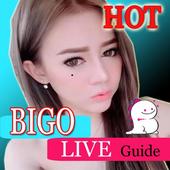 Guide : BIGO LIVE Broadcasting icon