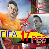 Guide FIFA 17 vs PES 17 icon