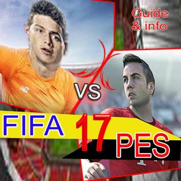 Guide FIFA 17 vs PES 17 apk screenshot