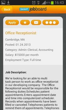 SmartJobBoard apk screenshot