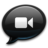 Looking Video Chat icon