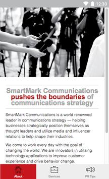 SmartMark Communications poster