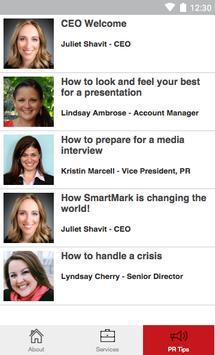 SmartMark Communications apk screenshot