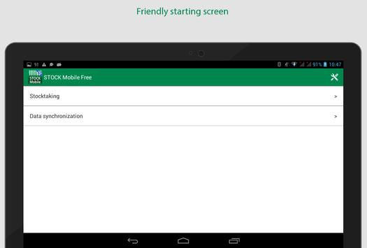 STOCK Mobile Free apk screenshot