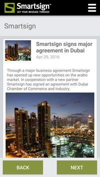 Smartsign Mobile Play apk screenshot