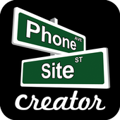 PhoneSiteCreator icon