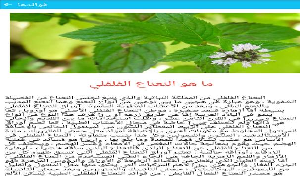 فوائد الأعشاب apk screenshot