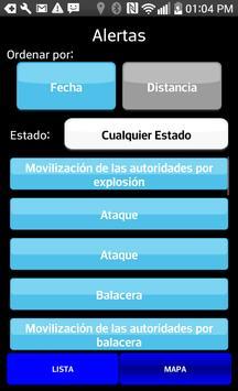 C.A.S. Seguridad apk screenshot