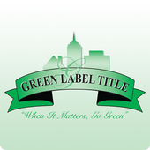 Green Label Title icon