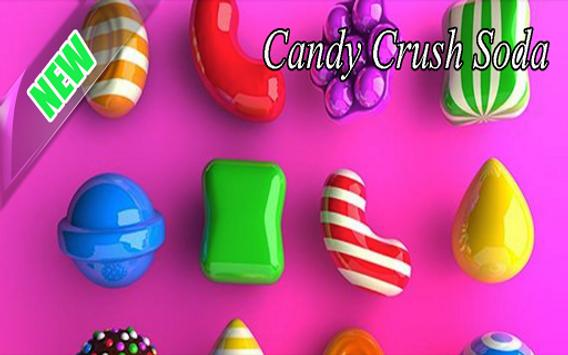 Guide Candy Crush Soda poster