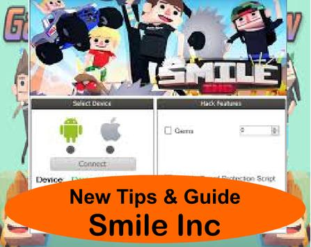 Guide And Smile Inc poster