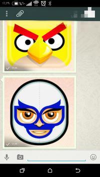 Smileys Whats up apk screenshot
