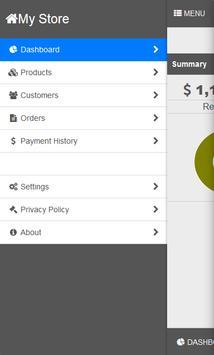 SmithCart POS apk screenshot