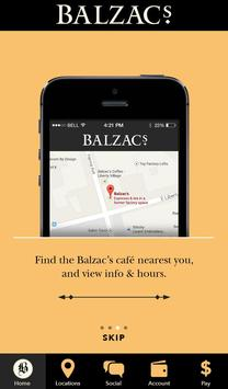 Balzacs Coffee Roasters apk screenshot