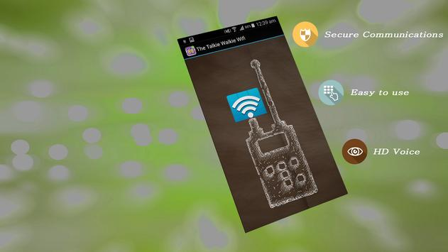 The Talkie Walkie Wifi apk screenshot