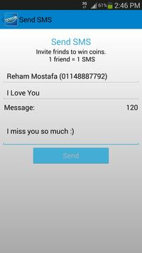 SMSmisr apk screenshot
