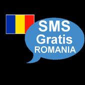 Romania Free Text Message icon