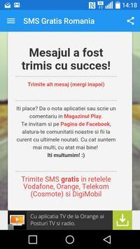 Romania Free Text Message apk screenshot