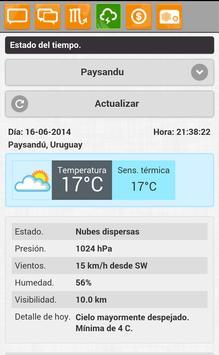 Contacto FM Paysandú apk screenshot