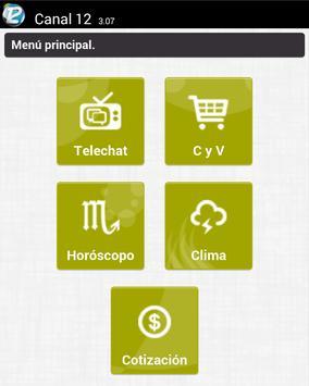 Canal 12 Fray Bentos apk screenshot