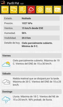 Perfil FM Treinta y Tres apk screenshot