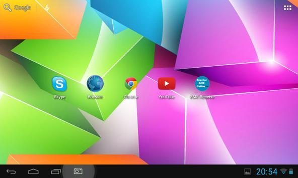 SMS Receive apk screenshot
