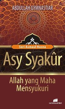 AaGym - Asy Syakur poster