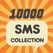 10000 SMS Messages Collection icon