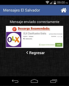 SMS El Salvador Gratis V2 apk screenshot