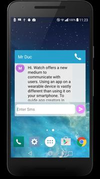 POPUP SMS PRO with Assistive apk screenshot