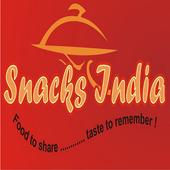 Snacks India icon