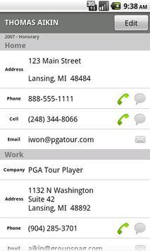 GroupSnag apk screenshot