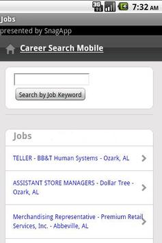 Atlanta Jobs poster