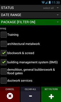 Snagflow apk screenshot