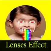 Guide Lenses for snapchat Tip icon