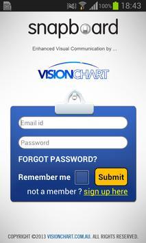 Snapboard - The Whiteboard App poster