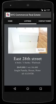 NYC Commercial Real Estate apk screenshot
