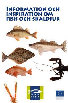 Svensk Fisk poster