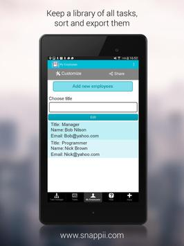 Task Manager apk screenshot