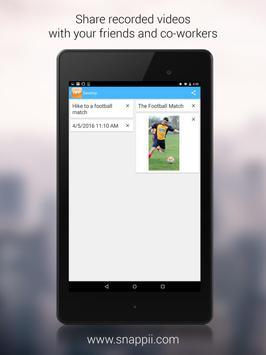 Video Recording and Playback apk screenshot