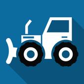 Construction Equipment App icon