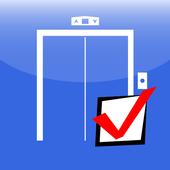 Inspect & Maintain Elevators icon