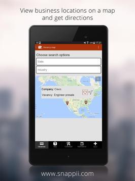 Find Jobs and Offer Jobs apk screenshot